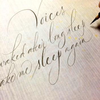 Voices...